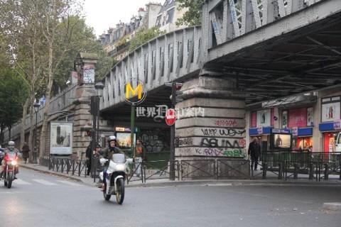 パリ バルベスロシュシュアール