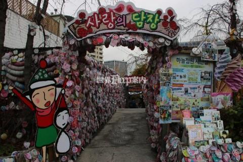韓国 ソウル 仁寺洞